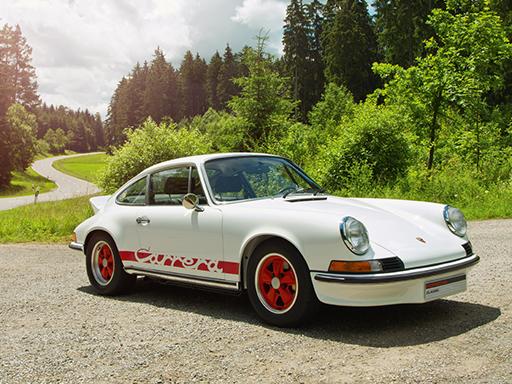 Porsche Classic Veranstaltungen.