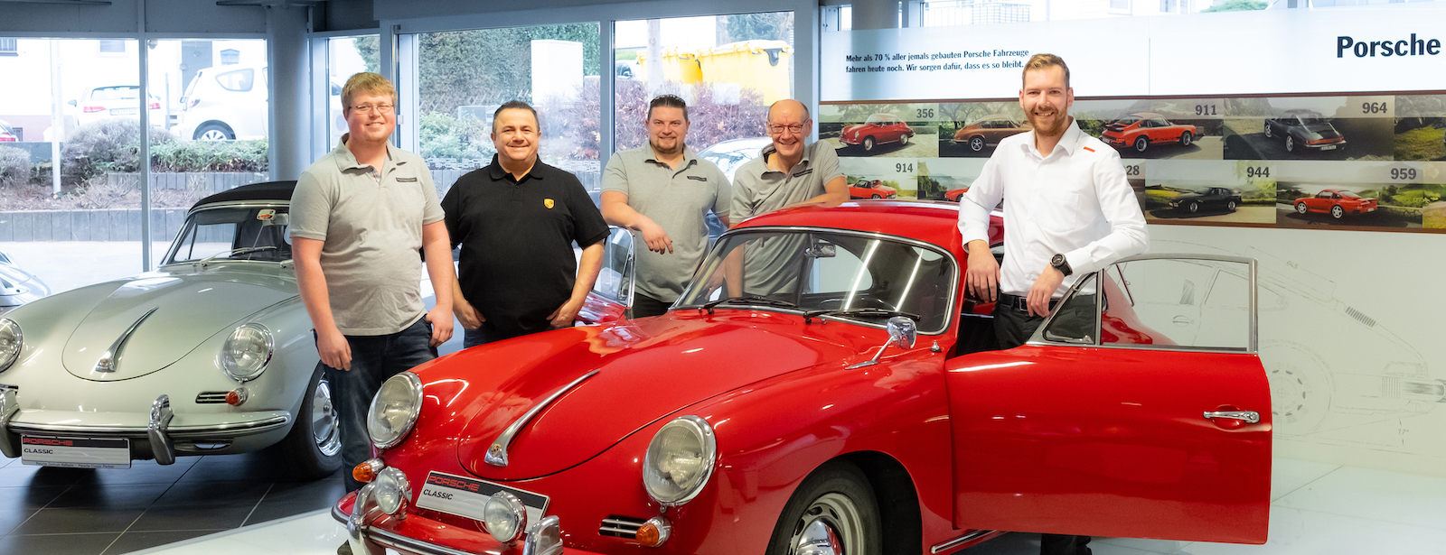Porsche Classic Partner | Classic Spezialisten
