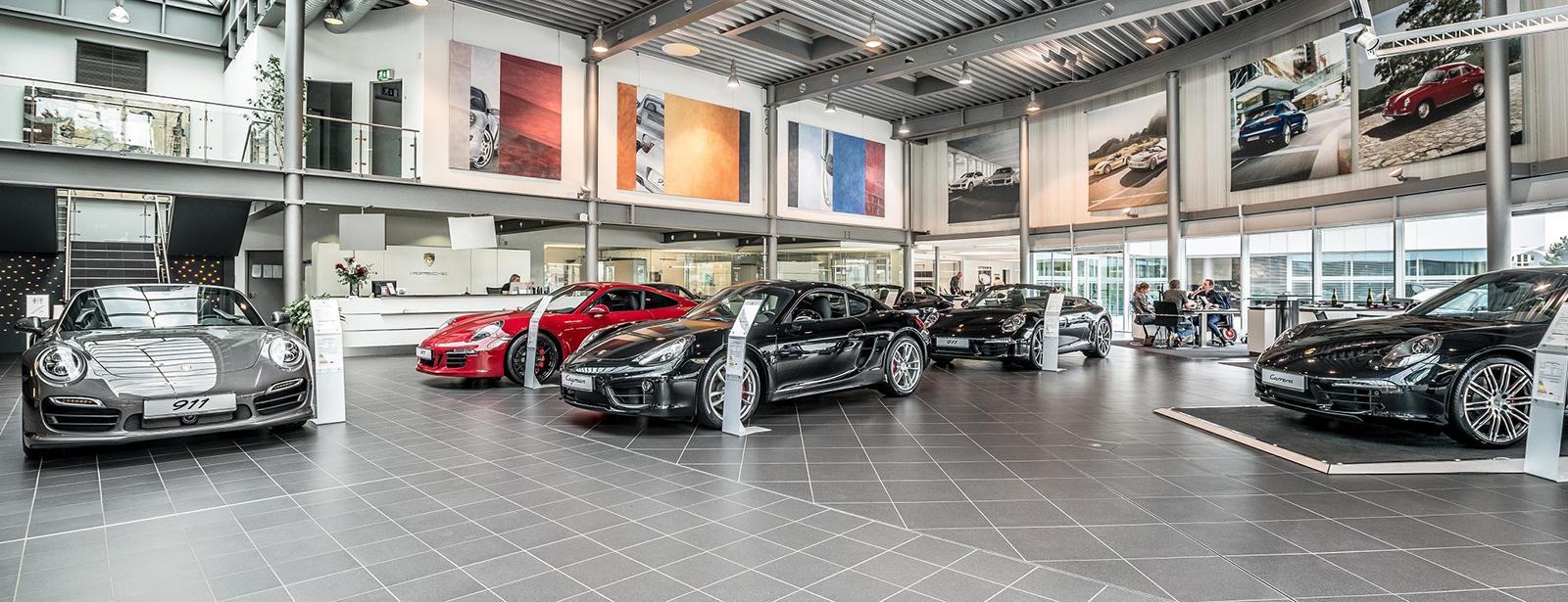 Porsche Neuwagen