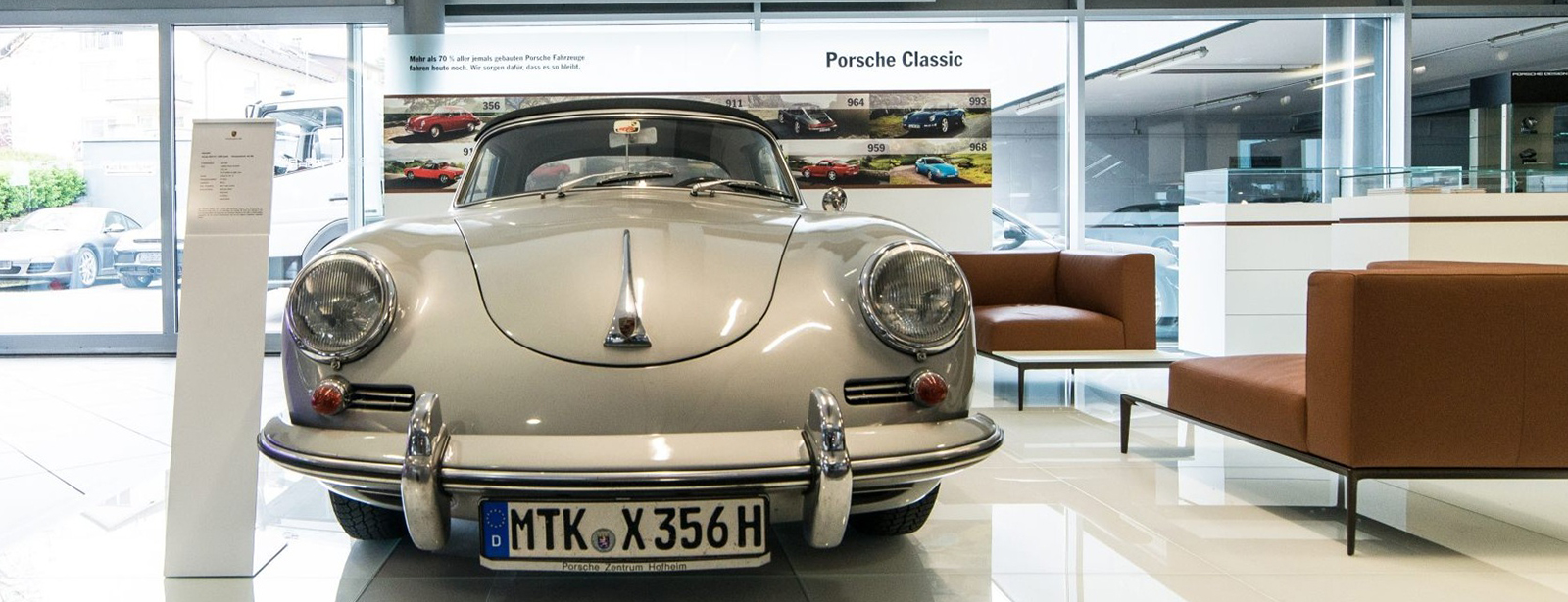 Porsche Classic Partner | Willkommen